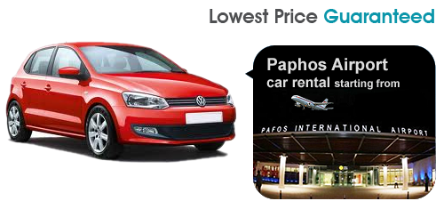Paphos Airport Car Rental